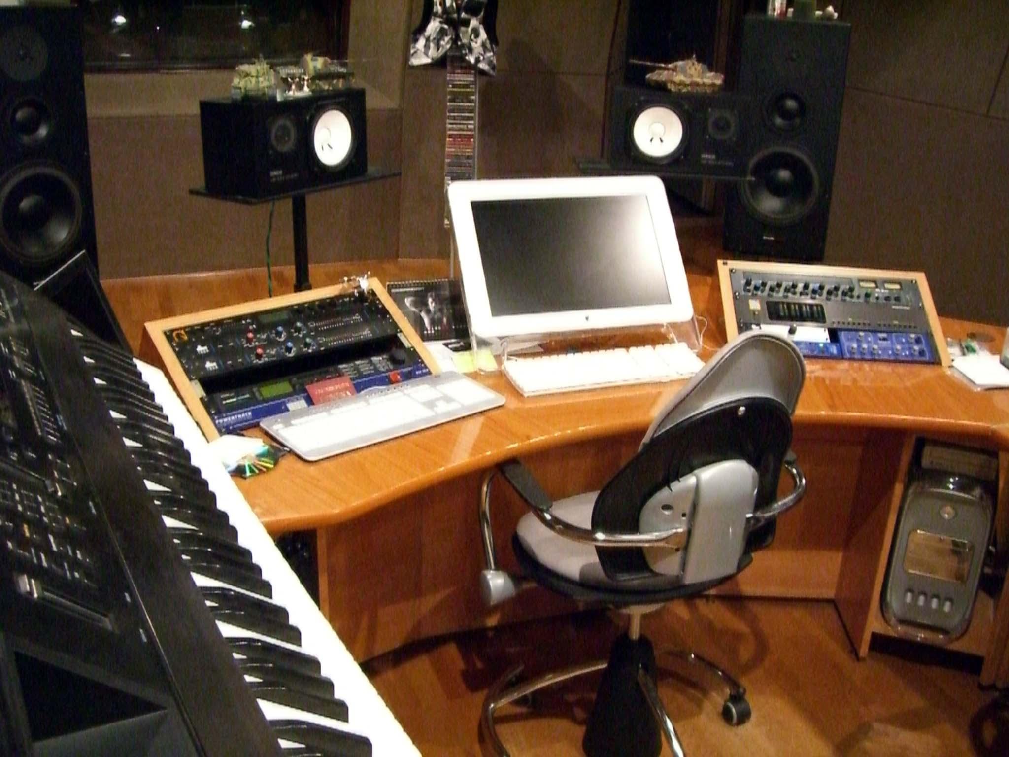 Как сделать запись в студии 2